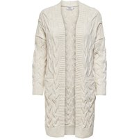 ONLY Langer Strick-cardigan Women White