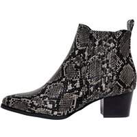 ONLY Snake Look Boots Women Black