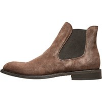 SELECTED Chelsea - Leather Boots Men Brown