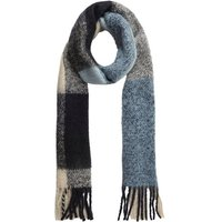 MAMA.LICIOUS Knitted Long Scarf Women Blue