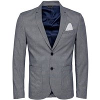 ONLY & SONS Checked Blazer Men Blue