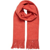 OBJECT COLLECTORS ITEM Wool Scarf Women Orange; Red