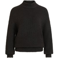 OBJECT COLLECTORS ITEM Loose Fit Knitted Pullover Women Black