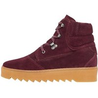 BIANCO Chunky Sohle Winter Stiefel Women Red