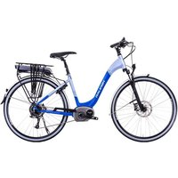 Raleigh Motus 10 Speed Womens 2018 - Electric Hybrid Bike