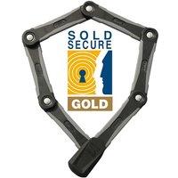 Abus Bordo Granit X-plus 6500/110 Folding Lock