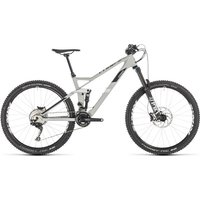 "Cube Stereo 140 Hpc Race 27.5"" Mountain Bike 2019 - Full Suspension Mtb"