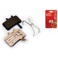 Clarks Elite Semi-metallic Disc Brake Pads For Avid Bb7/juicy, Spring Inc