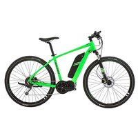 Raleigh Strada Crossbar Tse 9 Speed 700c 2018 - Electric Hybrid Bike