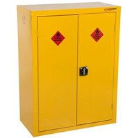 Armorgard SafeStor™ Hazardous Floor Cupboard 900 x 460 x 700mm