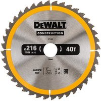DEWALT Stationary Construction Circular Saw Blade 305 x 30mm x 48T