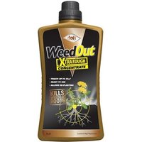 DOFF WeedOut Xtra Tough Weedkiller Concentrate 2 x Sachets
