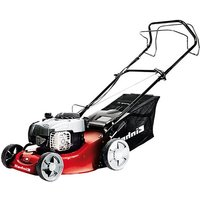 Einhell GC-PM 46/1 S Bandamp;S Self Propelled Lawnmower Petrol 46cm 125cc 4 Stroke
