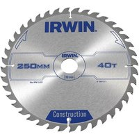 IRWIN  General Purpose Table  amp  Mitre Saw Blade 216 x 30mm x 48T ATB