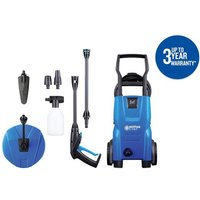 Nilfisk Alto (Kew) C110.7-5 PCA X-TRA Pressure Washer with Patio Cleaner andamp; Brush 110 bar 240V