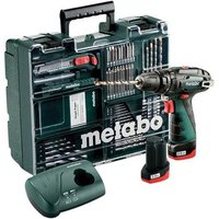 Metabo PowerMaxx SB Combi Mobile Workshop 10 8V 2 x 2 0Ah