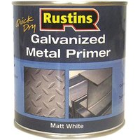 Rustins Galvanized Metal Primer 500ml