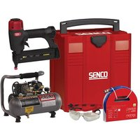 Senco 18 Gauge Nailing Systainer Kit 230V