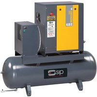 SIP 06303 Mercury Tronic 5.5-10-270ES Screw Compressor w/ Dr