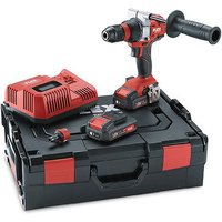 Flex DD2G 18 0 EC 2 5 Set Cordless Drill Driver  2 x 2 5 amp 18v Batteries Charger and hard case