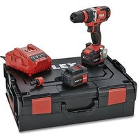 Flex DD2G 10 8 EC 4 0 Set 2 speed cordless drill driver 10 8V Case  amp  Charger 2 x 4 0Ah Batteries