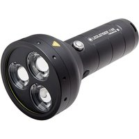 LED Lenser I18R Rechargeable Professional Hand Torch In Gift Box
