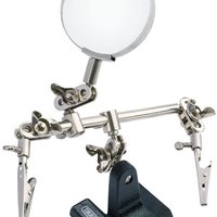 Draper Helping Hand Bracket and Magnifier