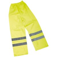 Draper High Visibility Over Trousers - Size L