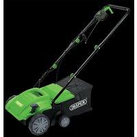 Draper 230V Lawn Aerator/Scarifier (320mm)