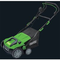 Draper 230V Lawn Aerator/Scarifier (380mm)