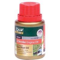 ALM Manufacturing OL120 2-Stroke One Shot Bottle Oil 100ml