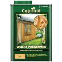 Cuprinol Wood Preserver Clear 1 litre