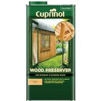 Cuprinol Wood Preserver Clear 5 litre