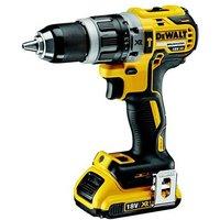 DEWALT DCD796D2 XR Brushless Combi Drill 18V 2 x 2.0Ah Li-ion