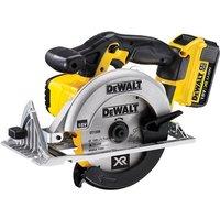 DEWALT DCS391M2 Premium XR Circular Saw 165mm 18V 2 x 4.0Ah Li-ion