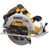 DeWALT DCS573NT XR FlexVolt Advantage Circular Saw 190mm 18V Bare Unit