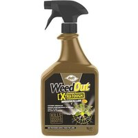 DOFF WeedOut Xtra Tough Weedkiller RTU 1 litre