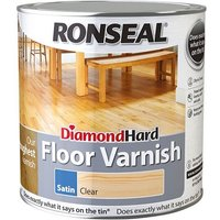 Ronseal Diamond Hard Floor Varnish Gloss 5 litre