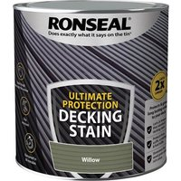 'Ronseal Ultimate Protection Decking Stain Willow 2.5 Litre