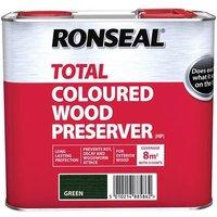 Ronseal Trade Total Wood Preserver Green 2.5 litre
