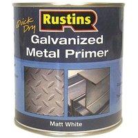 Rustins Galvanized Metal Primer 1 litre