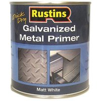 Rustins Galvanized Metal Primer 250ml