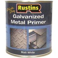 Rustins Galvanized Metal Primer 500ml