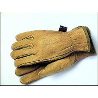 Town andamp; Country TGL105S Premium Leather Gloves Ladiesandapos; - Small