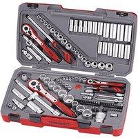 Teng TM111 Tool Set of 111 Metric andamp; AF 1/4in 3/8in andamp; 1/2in Drive