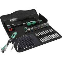 Wera Kraftform Kompakt M1 Metal Tool Set, 39 Piece