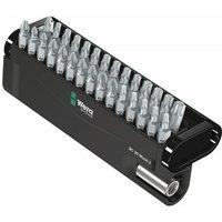 Wera WER057432 Bit-Check 30 Wood 2 Screwdriver Bit Set andamp; Holder PH/PZ/TX