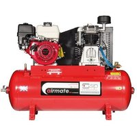 SIP 04452 Industrial ISHP8/150 Super Petrol Compressor