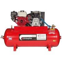 SIP 04451 Industrial ISHP5.5/150-ES Super Petrol Compressor