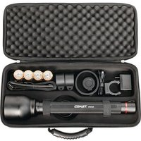 Coast Ultra Distance rechargeable Torch Kit